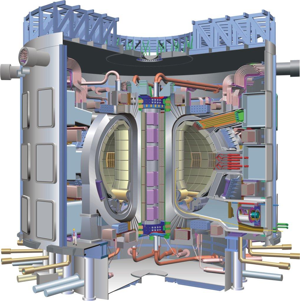 Tokmak_ITER_cut