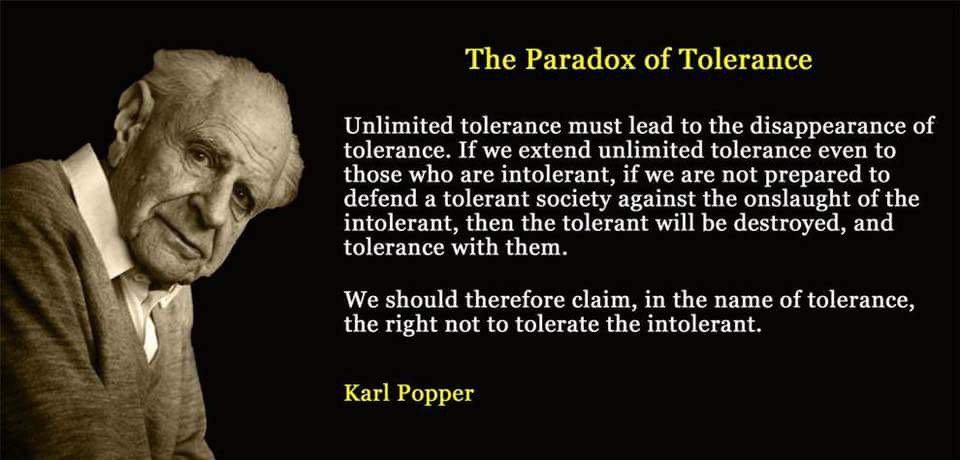 popper-tolerance